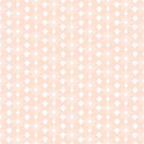 Pink Star Nursery Pattern