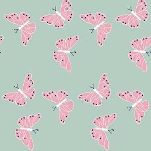 Boho Butterfly ©2015 Jill Bull