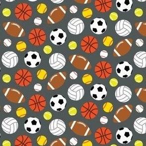 Sports Balls Small Scale