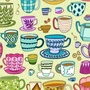 tea time - citron