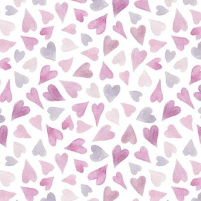 Tossed Hearts