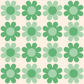 May Flowers ~ The Greens