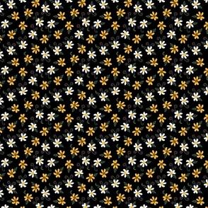 Micromodern Floral Pattern