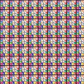 micro quilt square