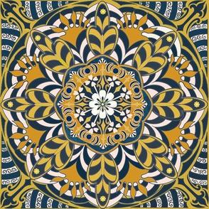 Circle tiles
