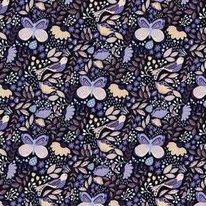 Botanic Garden-Purple