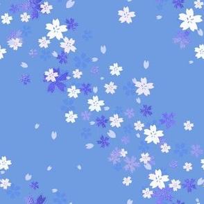Light blue Sakura