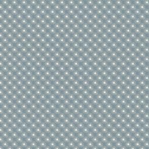 wishing away dandelion pattern- gray