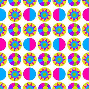Sunshine Lollipops