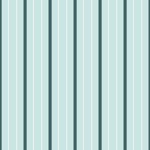 Spring Meadow Stripe (mint)