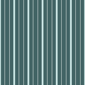 Spring Meadow Stripe (pine)