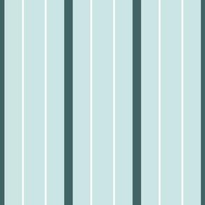 Spring Meadow Stripe (mint) (lg)