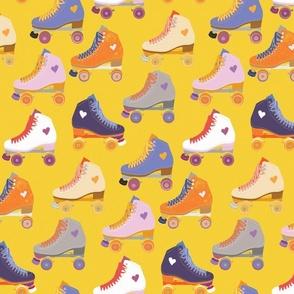 Roller skates love ♥