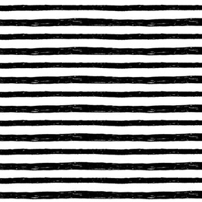 lines black and white doodled ink