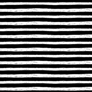 lines white on black doodled ink