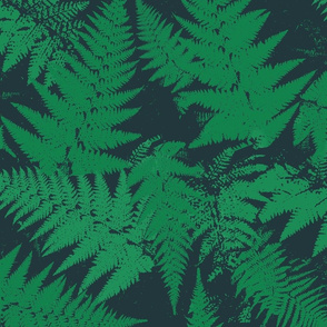 Fern Forest Dusk-green