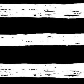 JUMBO lines white on black doodled ink 500% scale