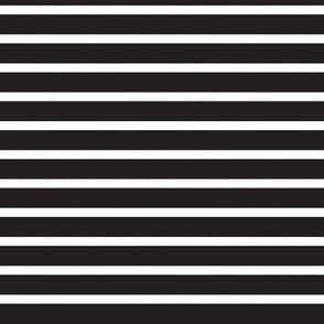 Breton Stripe B&W