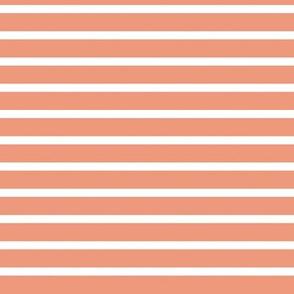 Breton Stripe Pink Blush