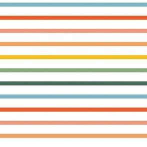 Breton Stripe Rainbow