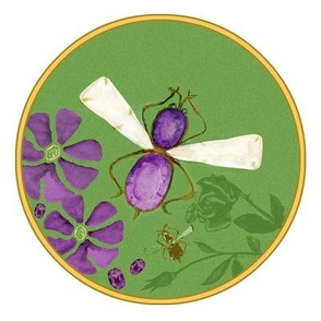 Suffragette jewel, placement