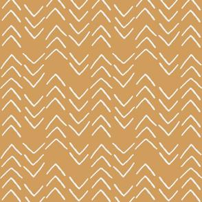 mudcloth fabric - boho nursery fabric, mudcloth design, african mudcloth fabric, baby bedding fabric -  oak leaf sfx1144