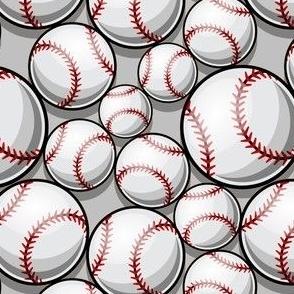 Baseball gray