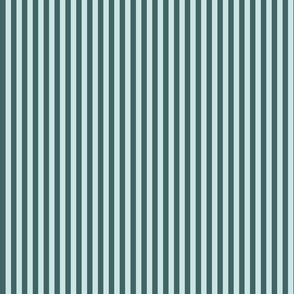 pine and mint even stripe - small