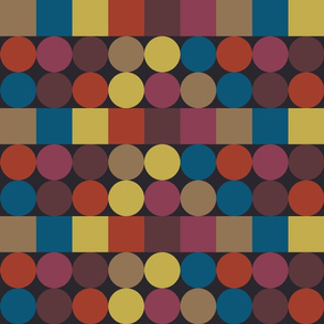 Secret Circles and Squares