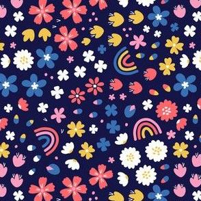 Modern Floral Ditsy