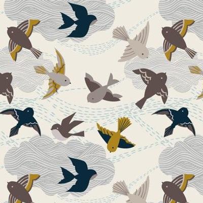 Modern Birds - small