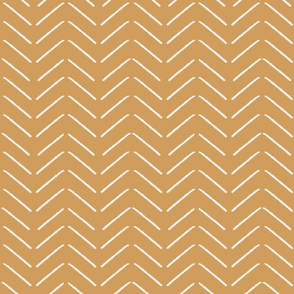 mudcloth fabric - sfx1144 oak leaf