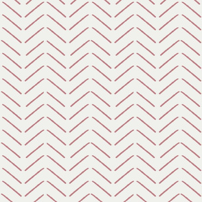 mudcloth fabric - sfx1610 dusty rose