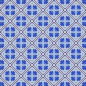 Blue White Tiny All Over Tile Design 1_5x1_5-01c-150dpi