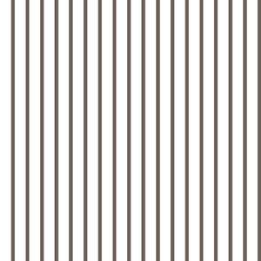 Pinstripes - Grey