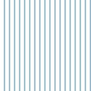 Pinstripes - Light Blue