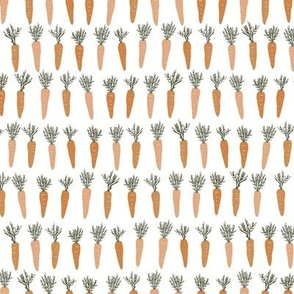 New Harvest Carrots