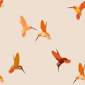 Hummingbird Orange_Iveta Abolina