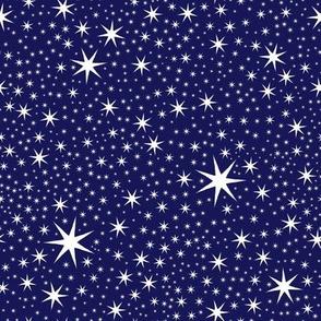 Stars Galore Navy