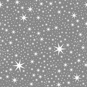 Stars Galore Grey
