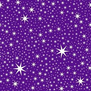 Stars Galore Purple