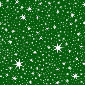 Stars Galore Green