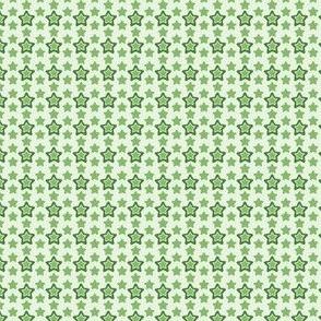 Celebrate - Stars | Azalea (green)