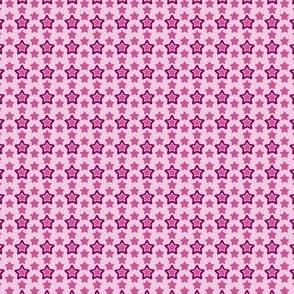 Celebrate - Stars | Azalea (pink)