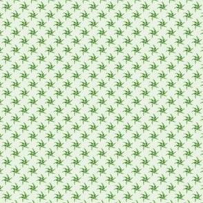 Celebrate - Whorls | Azalea (green)