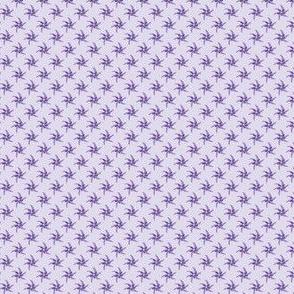 Celebrate - Whorls | Party Purple