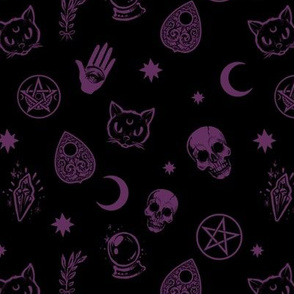 Witchy Way v3