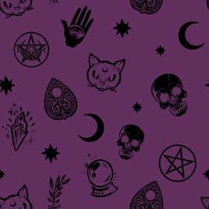 Witchy Way v4