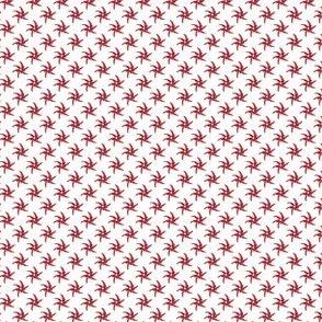 Celebrate - Whorls | Americana (red)