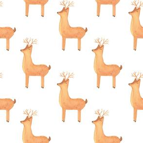 Baby deer pattern